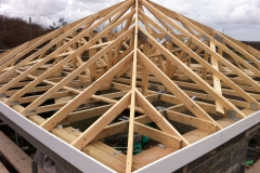 Truss Roof in Ilfracombe