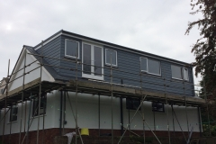 Dormer for loft conversion