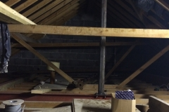loft before dormer, Ilfracombe