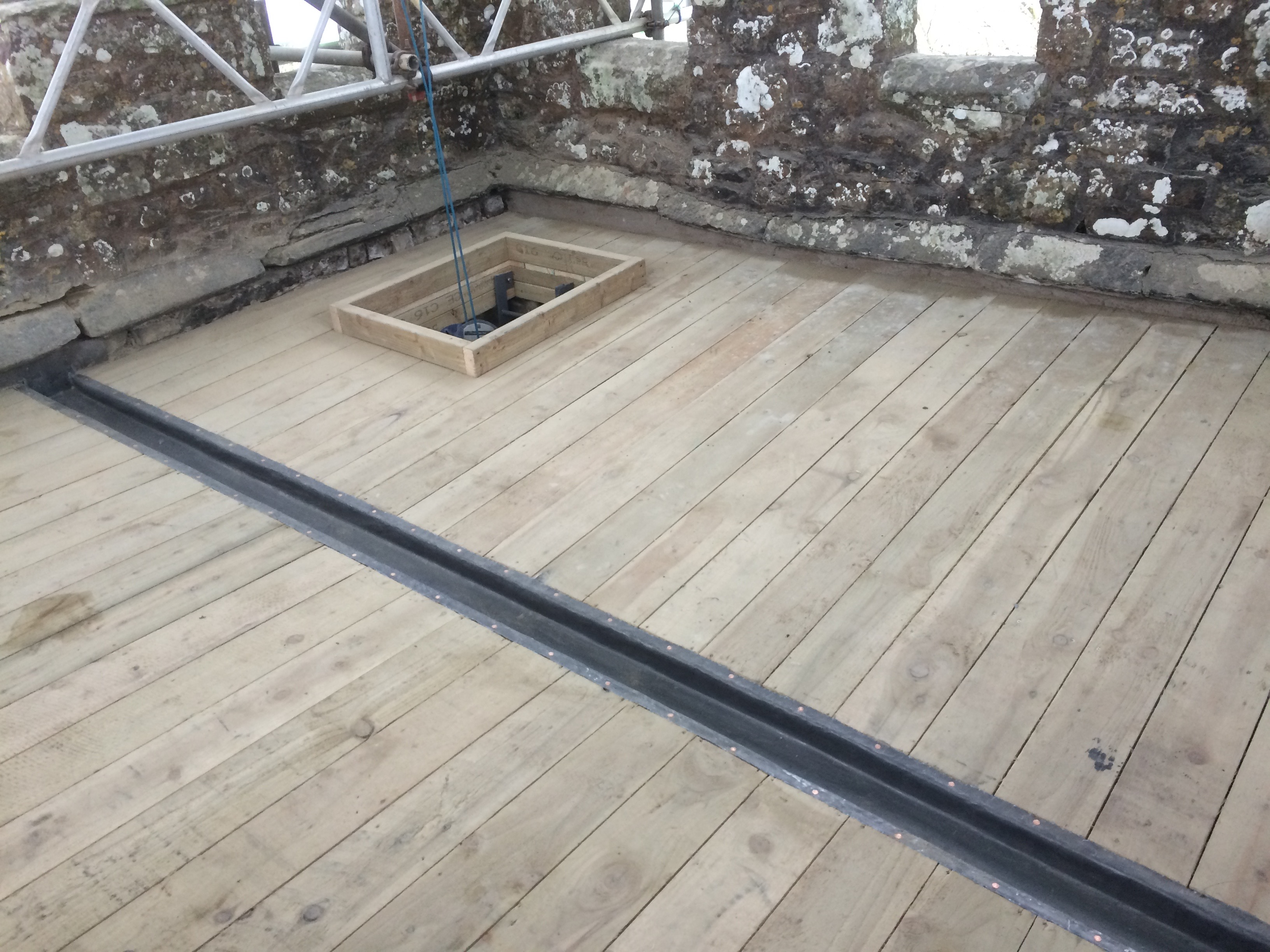 Conservation Roofing Amp Leadwork Services In North Devon