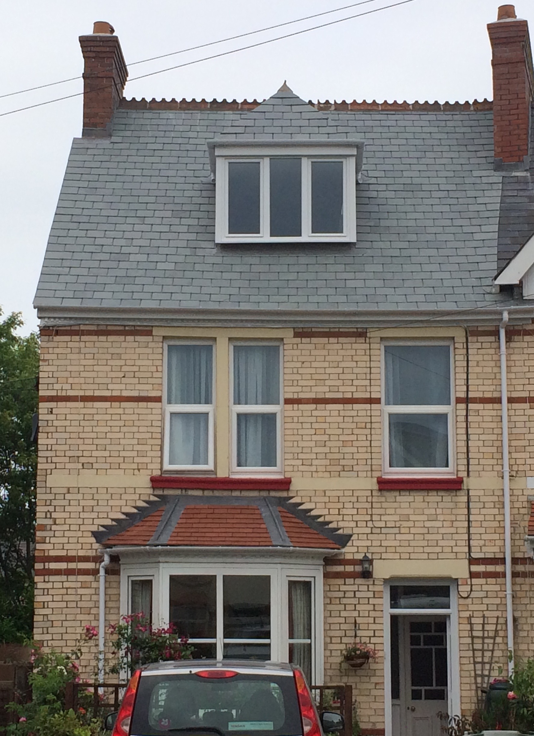 Slate Roofing Amp Leadwork Services In North Devon Jamie