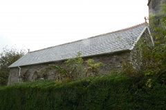 Delabole slate re-roof to church