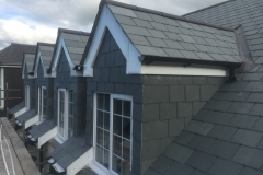 Natural Slate roof  and dormers