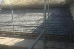 Random Delabole Slate Roof