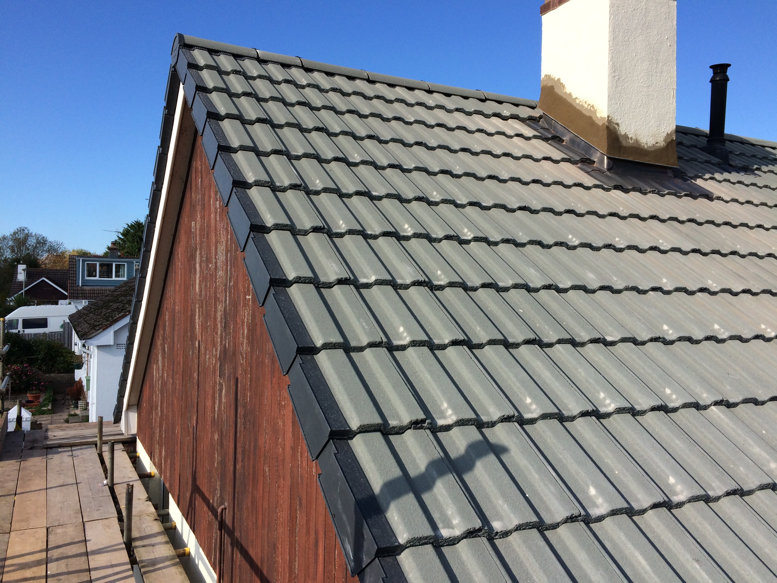 Tile Roofing Amp Leadwork Services In North Devon Jamie