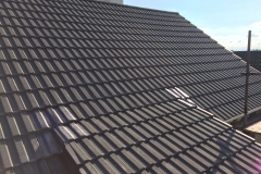 concrete tile roof in braunton, north devon 2