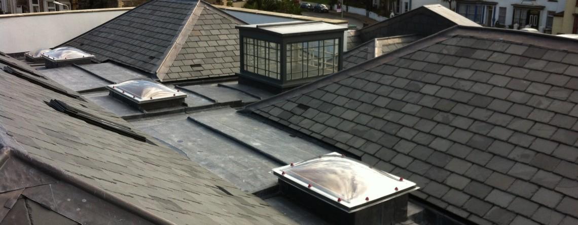 Slate Roofing & Leadwork Services in North Devon