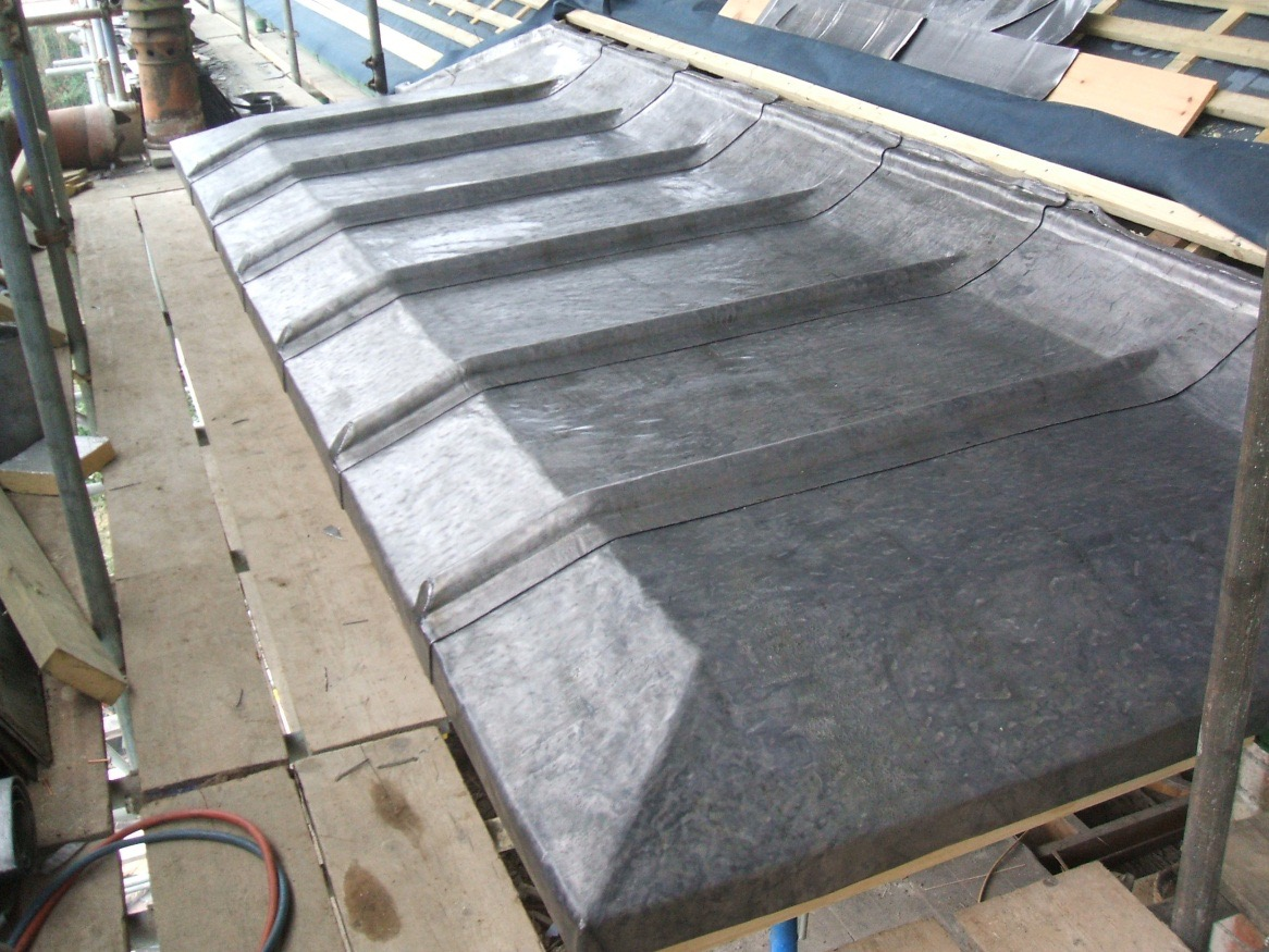 Lead Roofer In North Devon Jamie Brown Roofing