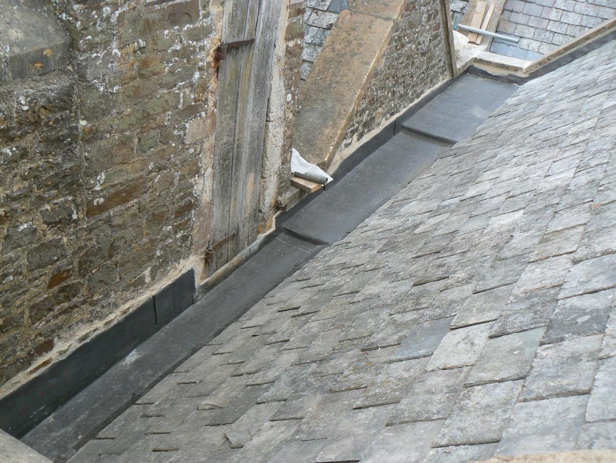 Conservation Roofing Amp Leadwork Services In North Devon